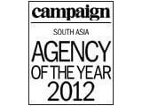 South Asia Agency of the Year Award 2012