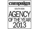 South Asia Agency of the Year Award 2013