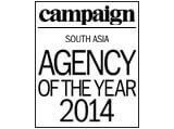 South Asia Agency of the Year Award 2014