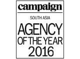Campaign Agency of the Year 2016
