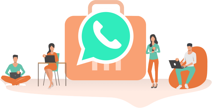 Whatsapp for business api